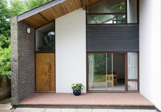 On the market: 1960s J.E. Bell-designed midcentury modern property in Walton-on-Thames, Surrey