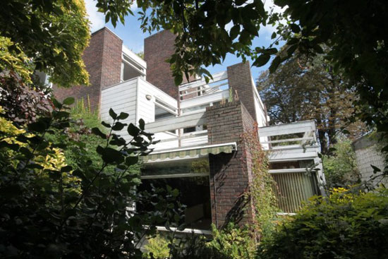 On the market: 1960s Walter Greaves-designed modernist property in Blackheath, London SE3