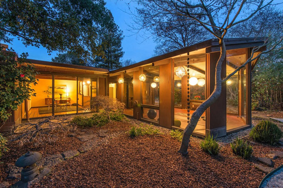 On the market: 1950s midcentury Eichler home in Walnut Creek, California, USA