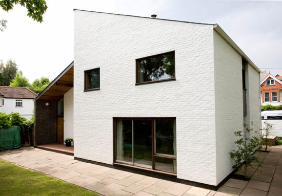 1960s J.E. Bell-designed midcentury modern property in Walton-on-Thames, Surrey