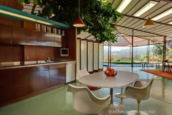 1950s Rodney Walker-designed Walker Residence in Ojai, California, USA