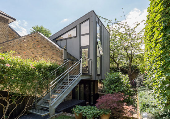 1970s Malcolm Smith-designed Wallend property in London NW5