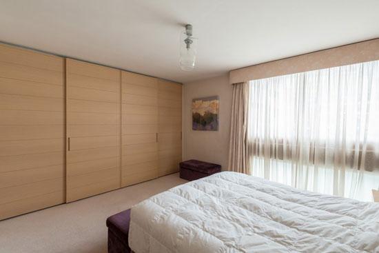 Five-bedroom modernist property in Wallside on the Barbican Estate, London EC2