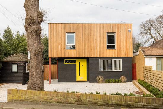 On the market: Louise Bastable-designed modernist property in Weybridge, Surrey