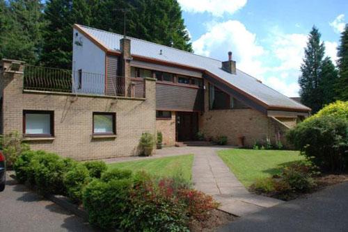 On the market: 1970s architect-designed house in East Kilbride, Glasgow