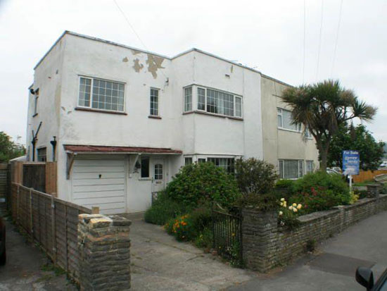 In need of renovation: Four-bedroom art deco style property in Weston-Super-Mare, Somerset