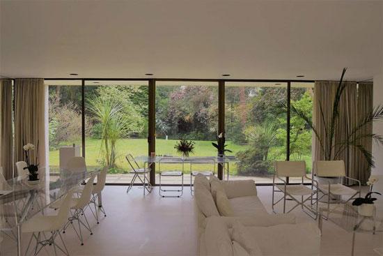 1970s modernism: Richard Horden-designed Wildwood property in Poole, Dorset