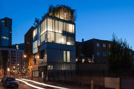 On the market: William Russell-designed contemporary modernist property in London E2