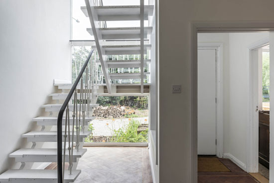 1950s Medway midcentury modern house in Wigmore, Kent