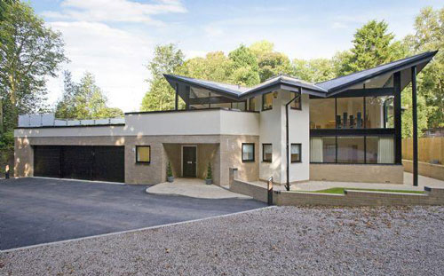 On the market: Five-bedroom contemporary property in Parbold, near Wigan, Lancashire