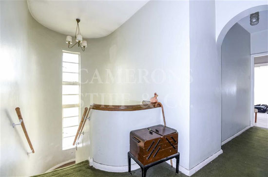 In need of renovation: 1930s art deco property in Willesden, London NW10