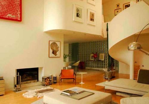 1970s Frazer Crane-designed modernist house in Wilmslow, Cheshire