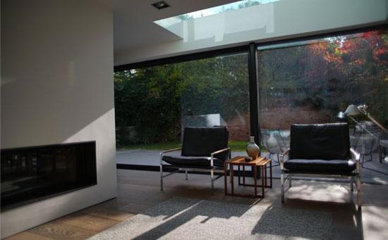 1970s Frazer Crane modernist property in Wilmslow, Cheshire