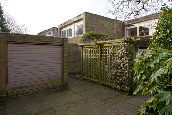 1960s four bedroom architect-designed property in London SW19