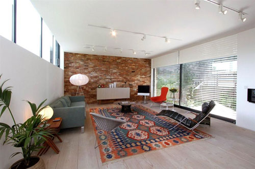 Four-bedroomed house in Wimbledon Common, London SW19