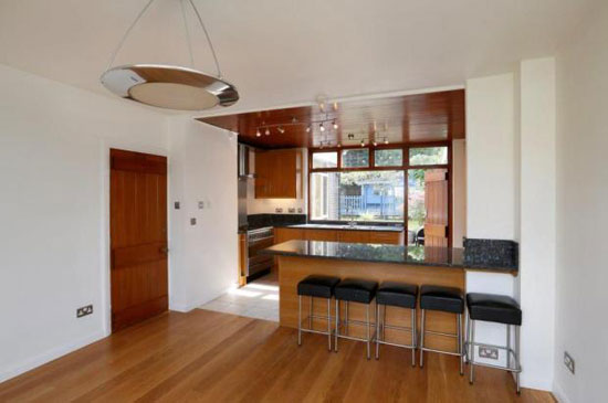 1960s four-bedroom modernist property in Wimbledon, London SW20