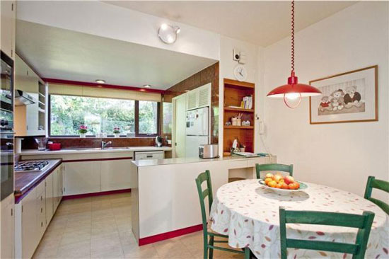 1960s five-bedroom detached property in Wimbledon, London, SW19