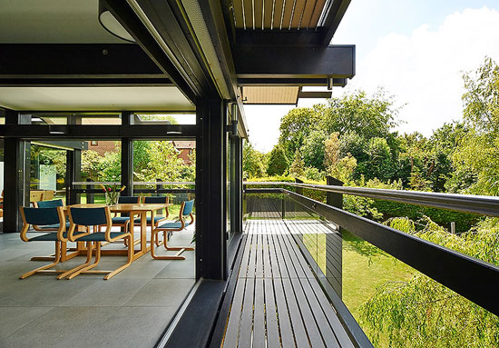 On the market: Contemporary modernist Huf Haus in Winchester