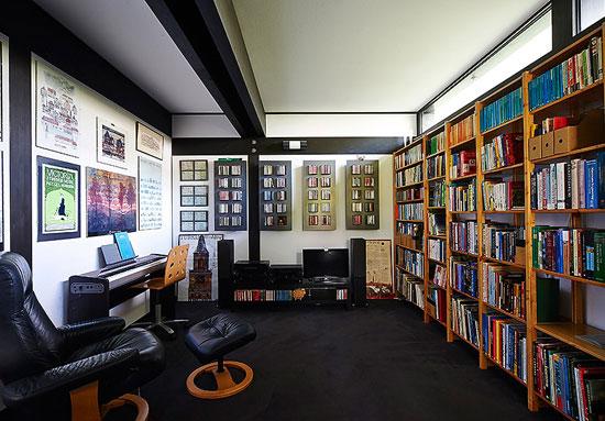 Contemporary modernist Huf Haus in Winchester, Hampshire