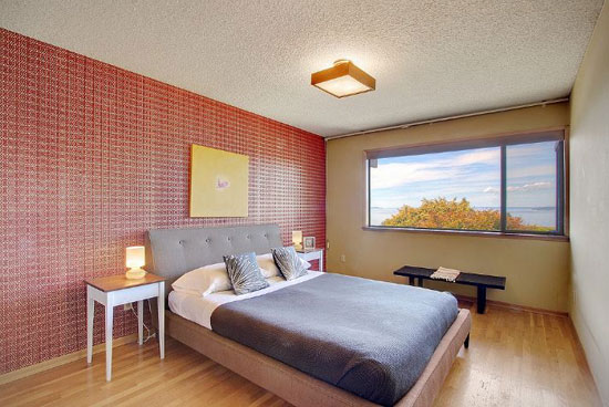 1960s Lawrence & Hazen-designed midcentury property in Seattle, Washington, USA