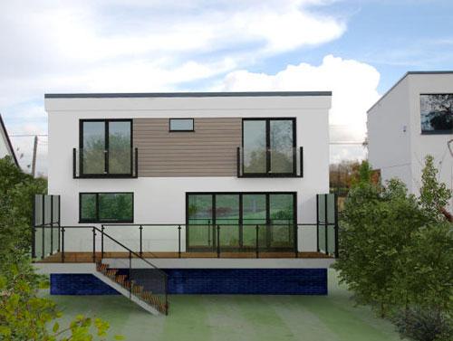 On the market: Eco-friendly four-bedroom detached house in Old Windsor, Windsor