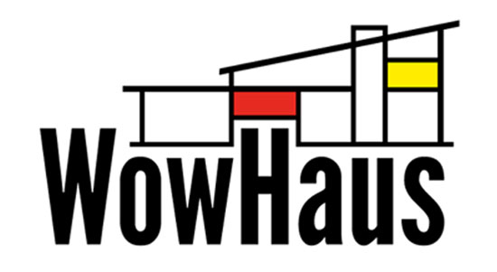 Keep in touch with WowHaus by email or social media