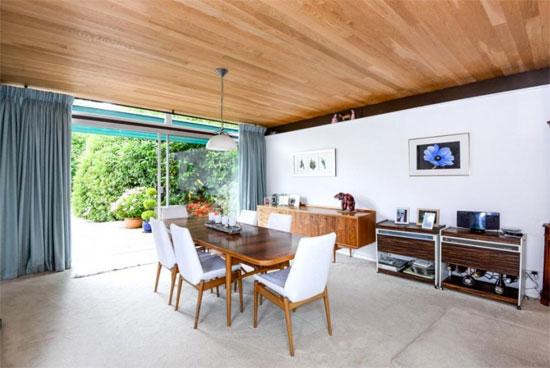 1960s Michael Manser-designed modernist property in Wokingham, Berkshire