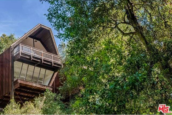 On the market: 1950s Harry Gesner-designed midcentury property in Los Angeles, California, USA