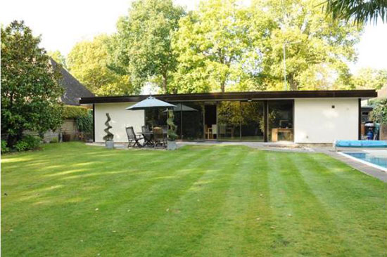 1970s three-bedroomed detached house in Woodham, Surrey