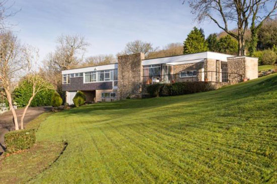1960s three-bedroom modernist property in Bath, Somerset