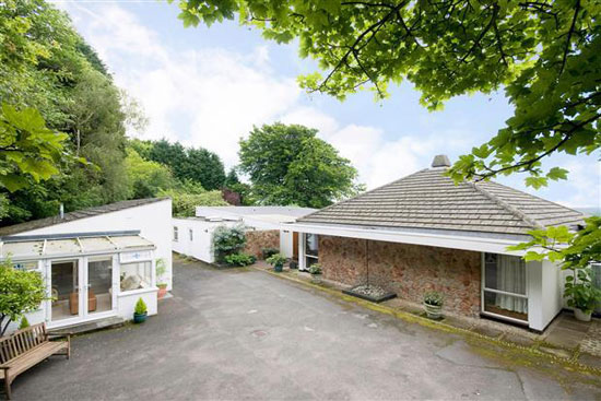 1970s Rodney Allen-designed four-bedroom property in Wrotham, Kent