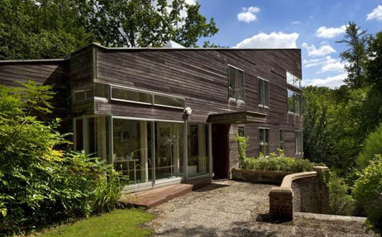 On the market: 1970s Hal Moggridge-designed Youlbury House in Oxford, Oxfordshire