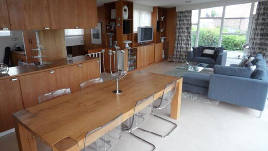 1960s architect-designed four-bedroom detached property in Yarm, Stockton-on-Tees, North Yorkshire