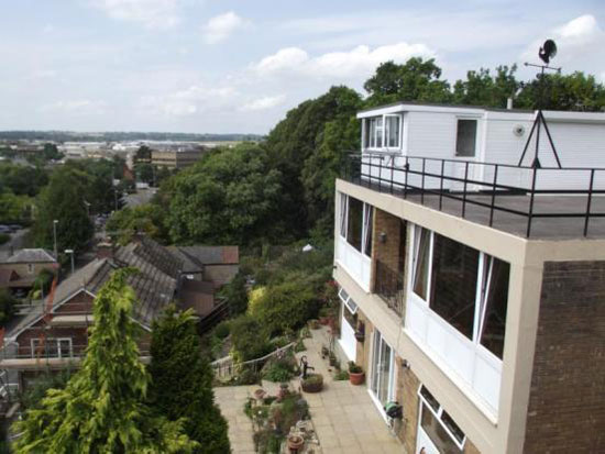 On the market: 1970s David Young-designed four bedroom house in Yeovil, Somerset
