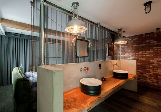 Two-floor penthouse apartment in the Yoo Building, St John's Wood, London NW8