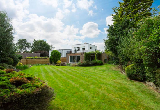 1960s Ideal Home Show property in Copmanthorpe, near York