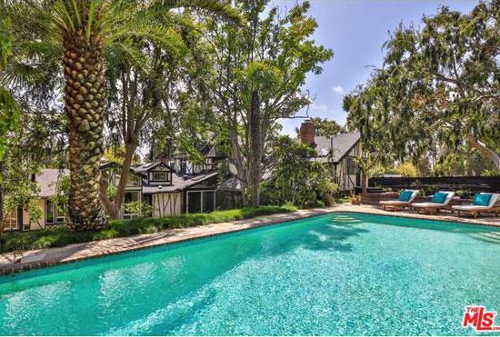 Frank Zappa's Zappa Estate in Los Angeles, California, USA